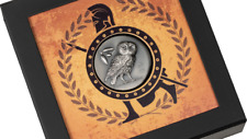 5 Dollar Cook Islands 2021 - 1 OZ Athena's Owl 2021