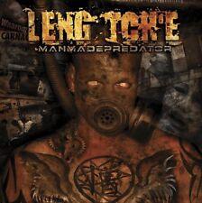 Leng Tch'e - Man Made Predator CD (Willowtip, 2003) Grindcore Death ABORTED