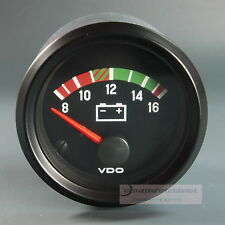 VDO VOLTMETER  INSTRUMENT GAUGE 12V  52mm Cockpit international