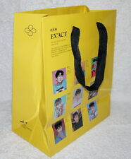 EXO Vol. 3 Ex'act 2016 Taiwan Promo Paper Bag (Ver.A)