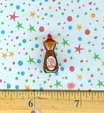 Dollhouse Miniature Size Pancake or Waffle Syrup Bottle # L C
