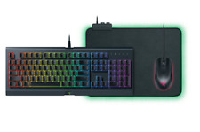 Brand New Razer Holiday Chroma Gaming Bundle | Keyboard / Mouse / Mat