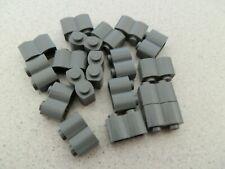 Lego 30136 # 18x Stein Palisade 1x2 grau neu dunkelgrau  10182