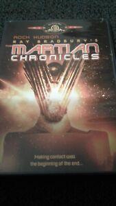 THE MARTIAN CHRONICLES - DVD - Region 2