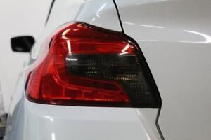 SMOKE Tail Light Tint Overlay for 2015+ Subaru WRX / STI