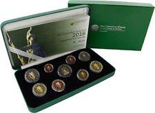 Irland Euro KMS 2016 PP KMS 1 Cent bis 2 Euro mit 2 Euro Osteraufstand im Etui