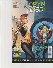 Robyn Hood I Love New York #12 Cover D Zenescope Comic GFT NM Watts Bondage