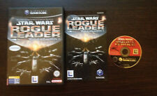 Star Wars Rogue Leader Rogue Squdron II 2 Gamecube Game Cube PAL ESPAÑOL
