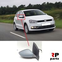 FOR VW POLO 09-17 NEW WING MIRROR ELECTRIC HEATED WITH TURN INDICATOR RIGHT LHD
