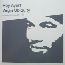 Roy Ayers Virgin Ubiquity Unreleased Recordings 76-81 DOUBLE  VINYL LP SEALED