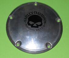 HARLEY DAVIDSON® Derbycover (Kupplungsdeckel ) FXDB Dyna Streetbob® - Skull -