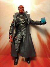 "Marvel Legends RED SKULL 6"" Figure Agents of Hydra Mandroid Infinite Series"