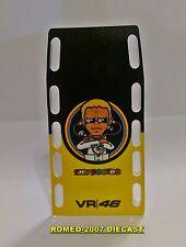 1:12 Pit board - pitboards Valentino Rossi Ducati Yamaha 2010 no minichamps RARE