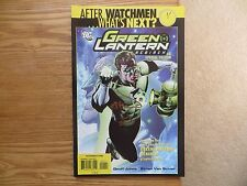 2009 DC GREEN LANTERN REBIRTH 1 SPECIAL EDITION SIGNED ETHAN VAN SCIVER,WITH POA