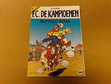 STRIP / F.C. DE KAMPIOENEN 38: BUFFALO BOMA   Herdruk 2009