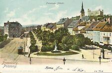 Nr 17935 PK  Pressburg Bratislava  Pozsony  1904 Slowakei