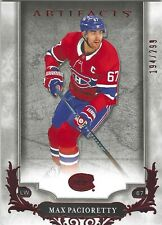 2018-19 Upper Deck Artifacts Red#22 Max Pacioretty /299