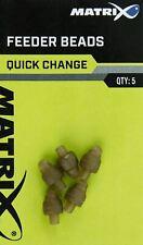 Fox Matrix Schnellspann Wechsel Feeder Perlen