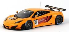 TrueScale TSM114358 1/43: McLaren MP4-12C GT3 Presentation Version #59 2011