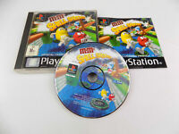 Mint Disc Playstation 1 Ps1 M&M&s M&M Shell Shocked AUS PAL Free Postage