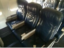 Airbus 320 US Airways Set of 3 Seats