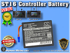 Yuneec ST16 Controller Battery YP-3A NEW YUNST16100