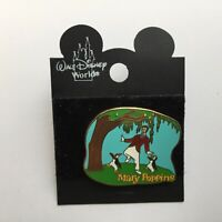 WDW - Bert and Penguins from Mary Poppins - Disney Pin 7116