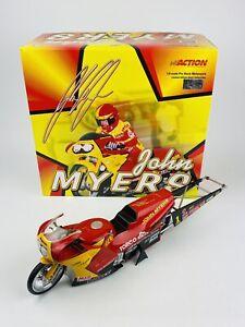 John Myers 1996 NHRA Pro Stock Bike 1:9 Snap-On Tools Suzuki Motorcycle Die-cast