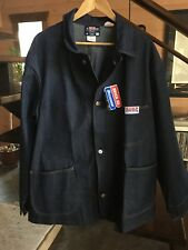 Vintage Big B Brotherhood Jaket Made in Canada Size 46 / XL Denim Shop Jacket