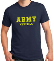 Army Veteran T-Shirt Soldier Veteran US United States Tee Short Sleeve Military