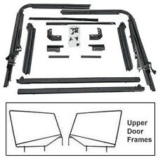 1988-1995 Jeep Wrangler Replacement Factory Soft Top Hardware with Upper Doors