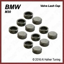 BMW M30 Valve Stem Lash Caps 12x