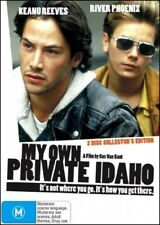 MY PRIVATE IDAHO River PHOENIX Keanu REEVES James RUSSO (2 DVD SET) Region 4