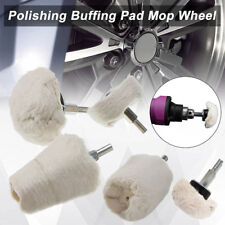 5Pcs Polishing Buffing Pad Mop Wheel Drill Kit for Manifold Aluminum Stainless