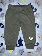 Star Wars Baby Yoda Boys Sweatpants Size 12 Months