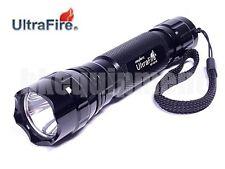 Ultrafire WF-501B Cree XP-G2 R5 5Mde Flashlight Torch with Pouch