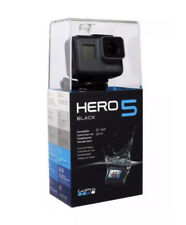 NEW - Go Pro Hero 5 Black 4K Action Camera 12MP Waterproof -Free Ship!