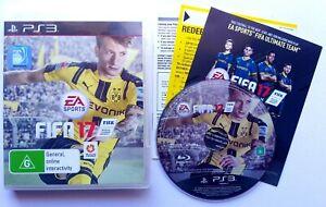 FIFA 17 | Sony Playstation 3 PS3 | 2017