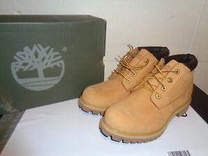Timberland Premium Chukka Waterproof Boot - Wheat Nubuck, Size 9 M US