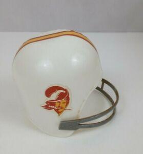 """1974 Vintage Dairy Queen Laich 4"""" NFL Football Helmet Tampa Bay Buccaneers"""