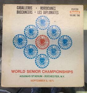 1971 DCA World Senior Championshops, Vol. 2- Vinyl