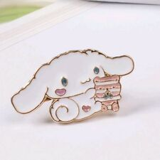Cinnamon roll Pin Brooches Jewelry Sanrio Japan Kids