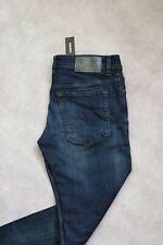 Mens Diesel Slim Skinny Jeans Stretch Blue RB042 Size W36 L32 BNWT