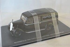 Perfex 504 - Citroen U23 Hearse 1948 1/43