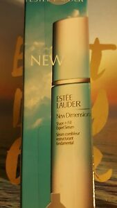 Estee Lauder New Dimension Shape + Fill Expert Serum 1.7oz New