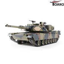 RC Panzer M1A2 Abrams Torro Edition 1:16 BB Schuss Sound Metallgetriebe 2.4Ghz