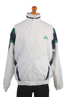 ViNTAGE ADIDAS CASUALS RETRO SHELL TRACK JACKET TRACKSUIT TOP Size XXL-SW1454