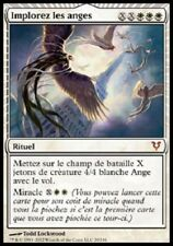 Implorez les anges - Entreat the Angels  - Magic mtg -