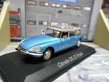 CITROEN DS 23 DS23 Break Kombi 1974 blau delta blue met. 155046 Norev 1:43