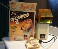 Complete In Box 1983 West Bend Popcorn Poppery Ii 2 Hot Air Popper